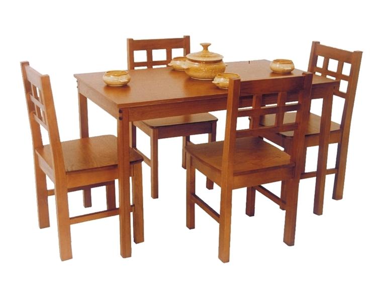 Terpar muebles for Comedores pequea os y baratos